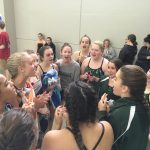 De Soto High School Girls Varsity Swimming finishes 7th place