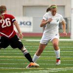De Soto High School Girls Varsity Soccer beat Ottawa High School 11-0