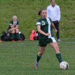 De Soto High School Girls Varsity Soccer falls to Lansing High School 1-0