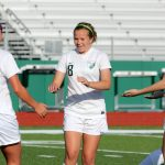 De Soto High School Girls Varsity Soccer beat Bishop Seabury Academy 10-0