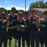 Cross Country Has Success at Miege