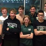 Boys Swimming – Turner Meet Results