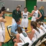 De Soto High School Girls Varsity Basketball beat Ottawa High School 58-35