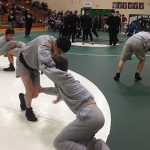 Wildcats Wrestle in the Derby Invitational Tournament