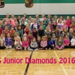 """2017 Junior Dance Clinic -""""Dancing with the Diamonds"""""""