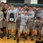 Wrestlers Finish Second in the De Soto Duals Tournament