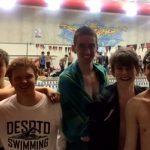 Blue Valley West – Boys Swim Results