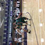De Soto High School Boys Varsity Basketball falls to Baldwin High School 62-52