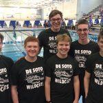 Boys Swim Season Concludes at State