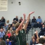 De Soto High School Boys Varsity Basketball falls to St. James Academy 71-30