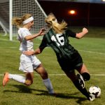 De Soto High School Girls Varsity Soccer ties Shawnee Mission-Northwest 1-1