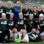 De Soto High School Girls Varsity Soccer beat Gardner Edgerton High School 3-0
