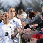 Girls Soccer over Spring Hill 1-0 in OT