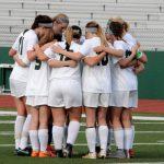 De Soto High School Girls Varsity Soccer beat Piper High School 3-0