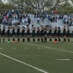 De Soto High School Girls Varsity Soccer beat Blue Valley High School 1-0