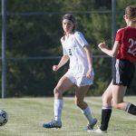 Girls Varsity Soccer defeats 10-0