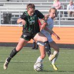 De Soto High School Girls Varsity Soccer beat Bonner Springs High School 7-0