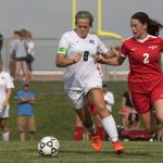 Girls Varsity Soccer falls to Shawnee Heights