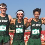 Boys Cross Country Finishes in 11th Place