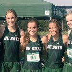Girls Cross Country Finishes in 11th Place