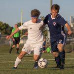 Boys Varsity Soccer beat Eudora 10-0