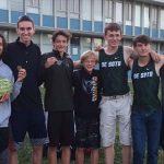 Boys XC takes 1st at Miege