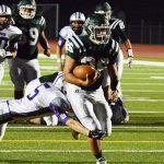 Varsity Football beat Baldwin High School 42-0