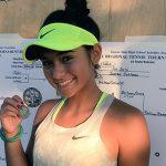 Issa Sullivan – Regional Singles Champion