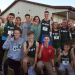 Cross Country Boys First, Girls Second in Frontier League