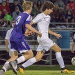 De Soto High School Boys Varsity Soccer beat Spring Hill High School 3-2