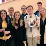 DHS Wildcat Debate Squad Places 2nd at Spring Hill
