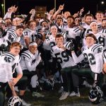 De Soto High School Varsity Football beat Tonganoxie High School 42-7
