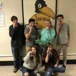JV Scholar's Bowl Week in Review