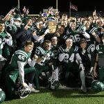 De Soto High School Varsity Football beat Fort Scott High School 49-13