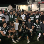 Football Concludes Season as Sub-State Runner Up