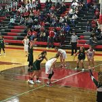 Girls Varsity Basketball beats Shawnee Heights 60 – 48