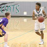 Boys Varsity Basketball beats Pleasant Hill 47 – 42