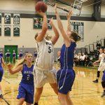 Girls Varsity Basketball falls to Gardner Edgerton 37 – 21