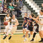 Girls Varsity Basketball falls to Truman 75 – 51