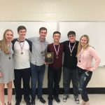 Maur-Hill Meet Champions