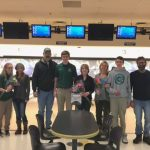 Varsity Bowling finishes 3rd place at De Soto