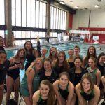 Girls Swim takes 2nd at Emporia