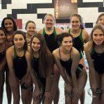 Girls Swim takes 5th at Lansing Relay Meet