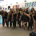 Girls Swim Wins the Bonner Springs Meet