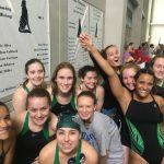 Girls Swim Results from the BVSW Meet