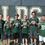 Boys Tennis Wins the Wildcat Invitational