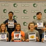 Spring College Signing Day
