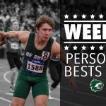 Week 5: Personal Bests List