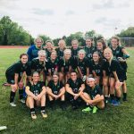 Girls Soccer Claims Frontier League Championship