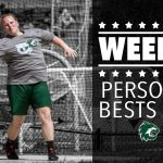 Week 7: Personal Bests List